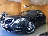 Mercedes S 350 350d 4m Amg Largo 9g Todos Los Extras Iva Ded.