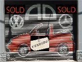 Volkswagen Golf (reservado)1.6 Tdi/nac//sport/llantas/aire