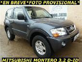 Mitsubishi Montero 3.2di-d Instyle
