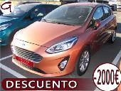 Ford Fiesta 1.5tdci Titanium 85cv