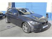 BMW 116 116d  Asientos Calefactados  Sensor Luz Y Lluvia