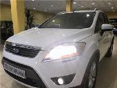 Ford Kuga 2.0tdci Titanium 4wd/nac/1 Dueño/clima Dual