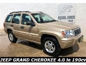 Jeep Grand Cherokee 4.0 Laredo