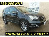 Honda Cr-v 2.2i-dtec Luxury Aut.
