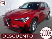Alfa Romeo Stelvio 2.2 Super Rwd 180 Aut.