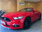 Ford Mustang Cabrio 5.0 Gt Nacional 1 Prop. Full Equip 7.900km
