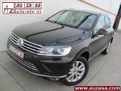 Volkswagen TOUAREG Premium 3.0TDI V6 BlueMOTION Tiptronic 262 + TECHO -Full Equipe