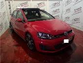 Volkswagen Golf 2.0 Tdi Cr Bmt Gtd Dsg 184 Cv Techo Solar