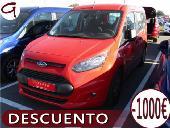 Ford Transit Connect Ft 220 Van L1 Trend 100 (carga Aumentada)