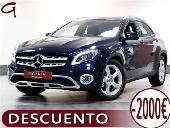 Mercedes Gla 200 D 136cv 7g-dct  Navegador, Camara, Paq. Advantage