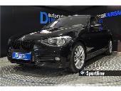 BMW 118 118d  Navegador  Sport Line  Sensores De Parking