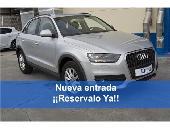 Audi Q3 Q3 1.4tfsi   Automatico   Navegacion    Sensores D