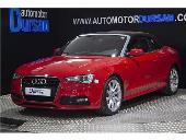 Audi A5 A5 2.0tdi Quattro Cabrio   Sline   Navegacion   Xe