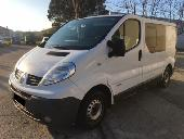 Renault TRAFIC 2.0 DCI 6 PLAZAS