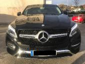 Mercedes GLE CUPE 350 CDI SPORT-PAKET