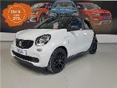 Smart Forfour  Fortwo Basic Passion  Automãtico Limitador Velocid