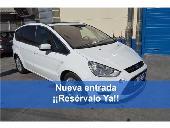 Ford S-max S Max 2.0tdci  7 Plazas  Techo  Climatizador