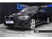 BMW 116 116da  Paquete M  Faros Xenãn  Navegador