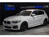 BMW 118 118d  Paquete M  Sensor Parking Trasero  Faros Led