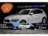 BMW 120 120d Sport   Xenon   Astos. Depor.  Sensores De Lu