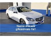 Mercedes E 220 E 220cdi -212-  Led Diurno  Navegador  Sensores Pa
