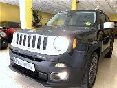 Jeep Renegade Limited+cuero+ll 18