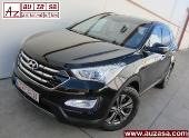 Hyundai SANTA FE 2.2 CRDi 150cv 7 PLAZAS + TECHO +Full Equipe