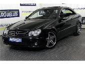 Mercedes Clk 320 Cdi Look 63 Amg Full Equipe