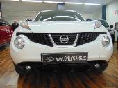 Nissan Juke 1.6i N-tec Tekna Sport Navi-camara