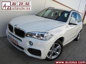 BMW X5 3.0d X-Drive AUT 258 - PACK M + Susp.Neumática + 7 PLAZAS