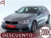 BMW 520 Serie 5 G30 Diesel 190cv