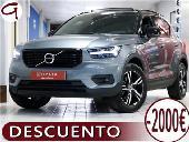 Volvo Xc40 D4 R-design Awd Aut. 190cv