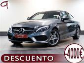 Mercedes C 220 Coupé D 9gtronic170cv