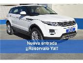 Land Rover Range Rover Evoque Range Rover Evoque 2.2l Td4  Acabado Pure  4x4  15