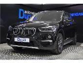 BMW X1 X1 Sdrive 18d  Navegador  Automãtico  Faros Led