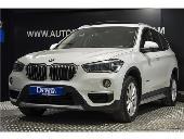 BMW X1 X1 Sdrive 18d  X-line  Navegador  Faros Led  Auto