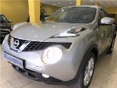 Nissan Juke 1.5dci /nac/faros Led/gps/camara/ll 17