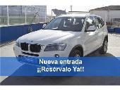 BMW X3 X3 Sdrive 18d  Navegador  Faros Xenãn  Sensores P