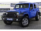 Jeep Wrangler Unlimited 2.8 Crd Sahara 200cv