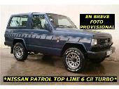 Nissan Patrol Corto Td Top Line 6 Cil