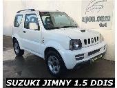 Suzuki Jimny 1.5ddis Jlx Techo Metálico