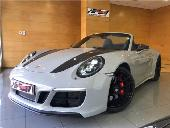 Porsche 911 Carrera Gts Cabriolet Pdk Nacional 1 Prop.