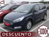 Ford Galaxy 2.0tdci Titanium Awd Powershift 180cv