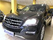 Mercedes Ml 300 Cdi Be 4m Grand Edition/techo/cuero/ll 19