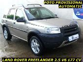 Land Rover Freelander Excursion 2.5 V6 Hse