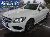 Mercedes C 200 Coupe Amg Line 184cv