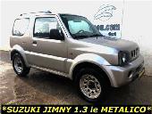 Suzuki Jimny 1.3 Jlx Techo Metálico Abs