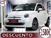 Fiat 500 1.2 Lounge 69cv Automático