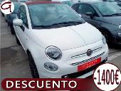 Fiat 500c 1.2 Lounge 69cv Cabrio Automático