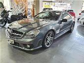 Mercedes Sl 63 Amg V8 571cv Performance Package